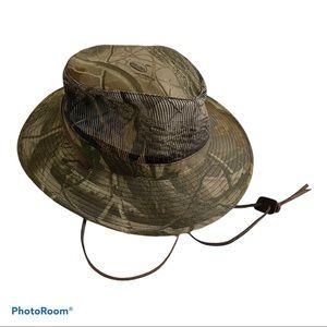 RedHead Camo Mesh Outback, Fishing Hat Men's  XL